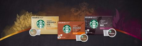 picture of Free Starbucks Coffee at Home Samples