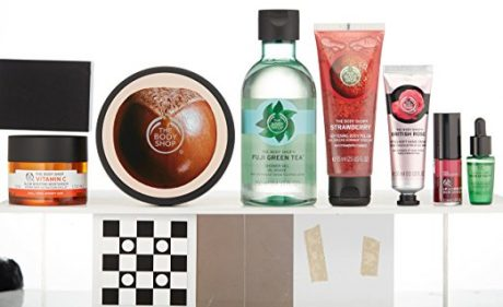 picture of The Body Shop 40 Years Iconic Collection Gift Set Sale