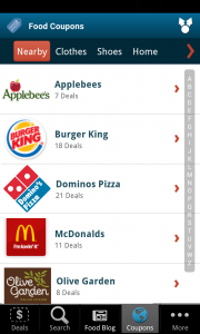 food-coupons-app Android