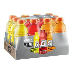 Gatorade Original Thirst Quencher Variety Pack