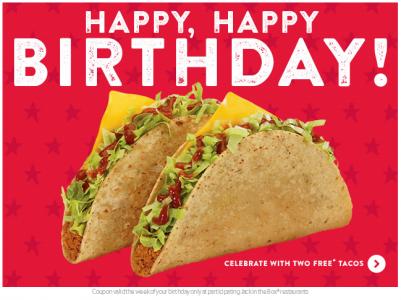 picture of Blog: Top 10 Best Restaurant Birthday Freebie Deals 2021