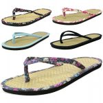 Alpine Swiss Women's Bamboo Sandal Sale