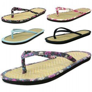 picture of Alpine Swiss Women's Bamboo Sandal Sale