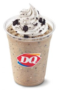 Dairy Queen Free Frappe Giveaway – 9/6/2016