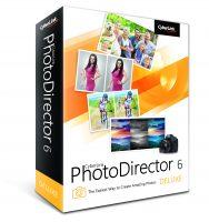 Free Cyberlink PhotoDirector 6 Deluxe