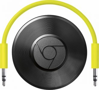 Google – Chromecast Audio Sale