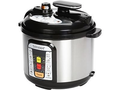 Tayama 5 liter 5in1 Multi-Cooker and Pressure Cooker Sale
