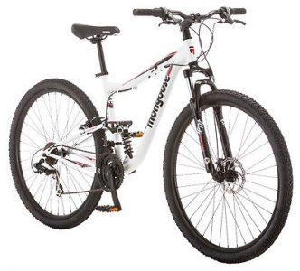 Mongoose Men's Dual Suspension 29in Mountain Bike Sale