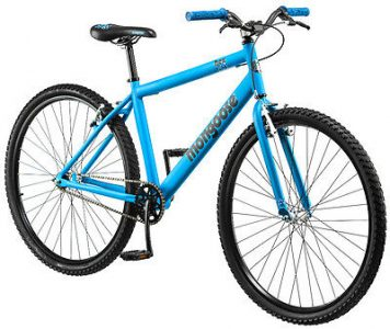 Mongoose single speed 29in urban bike sale
