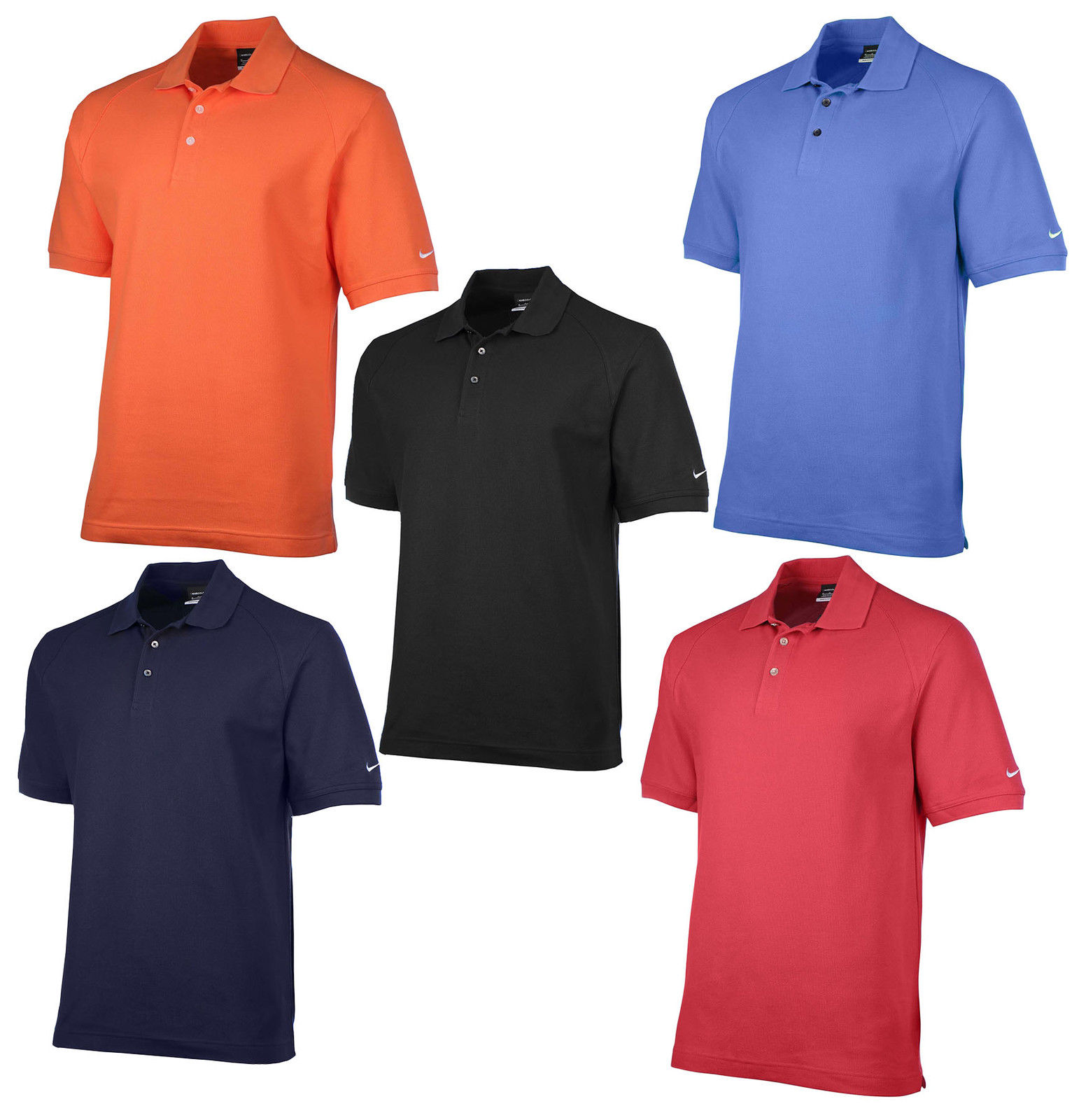 Nike Men's Golf Cotton Polo Sale $19.99  Free Shipping from eBay