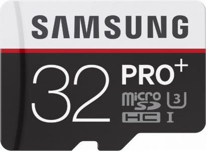 Samsung Pro+ 32GB MicroSDXC UHS-1 Memory Card Sale