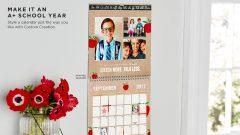 Shutterfly FREE 8×11 12-month Calendar