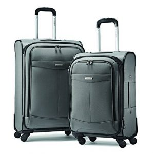 Up to 60% off Samsonite 2 piece Spinner Set Sale