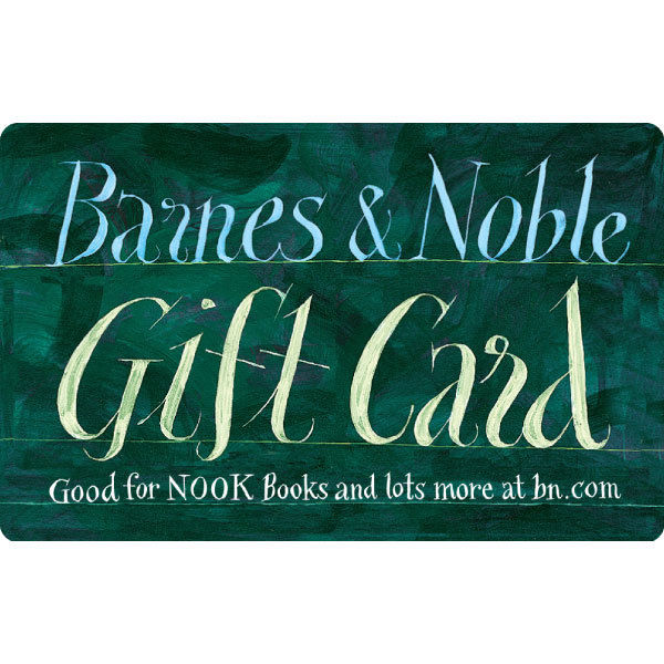 10% off $100 Barnes and Noble Gift Card $90.00  Free Shipping from eBay