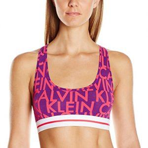 picture of Calvin Klein Modern Cotton CK Logo Bralette Sale
