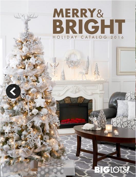 Big Lots Holiday 2016 Catalog   Free Shipping from Big Lots
