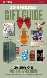 picture of Half Priced Books Black Friday 2016 Ad Scans