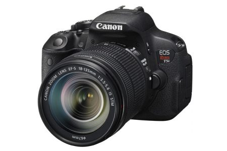 Canon EOS T6i 24Mpixel Refurbished DSLR with 18-55mm Lens Sale