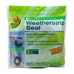 Duck Brand Weatherstrip Seal for Large Gaps