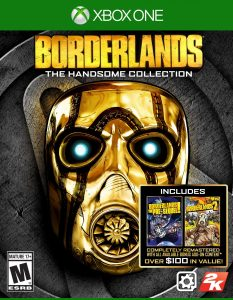picture of Free Borderlands Handsome Collection Xbox One