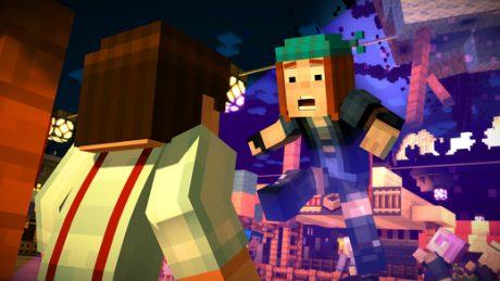 picture of Free Minecraft: Story Mode iOS Game App
