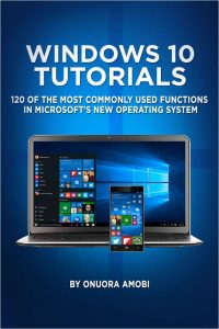 picture of Free Windows 10 Tutorial eBook