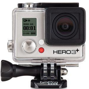 GoPro HD Hero3+ Silver Edition Refurbished Sale