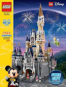 Lego Holiday Catalog