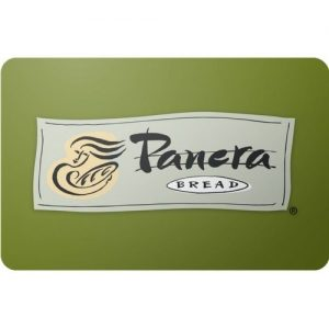 Panera Bread $10 Gift Card for Only $8.25