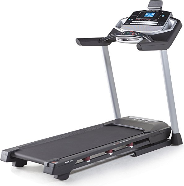 Proform Pro 1000 Treadmill Sale $511.00  Free Shipping from Amazon