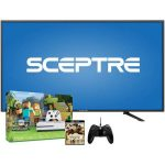 Sceptre 43″ LED 4K Ultra HD + Xbox One S 500GB Bundle Sale