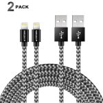 Sowtch 2 Pack iPhone Lightning Cables