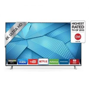 VIZIO 60″ M60-C3 4K LED Smart Ultra HDTV Sale – Free $300 Gift Card