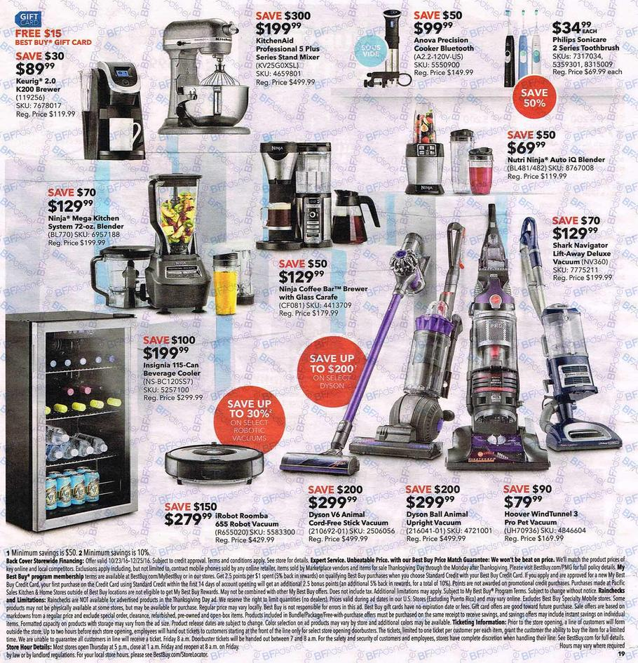 Kitchenaid Black Friday 2016 Amazon: Best Buy Promo Codes & Coupons September 2017