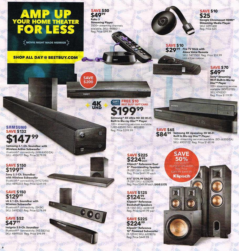 Black Friday 2016: Best Buy Ad Scan - BuyVia