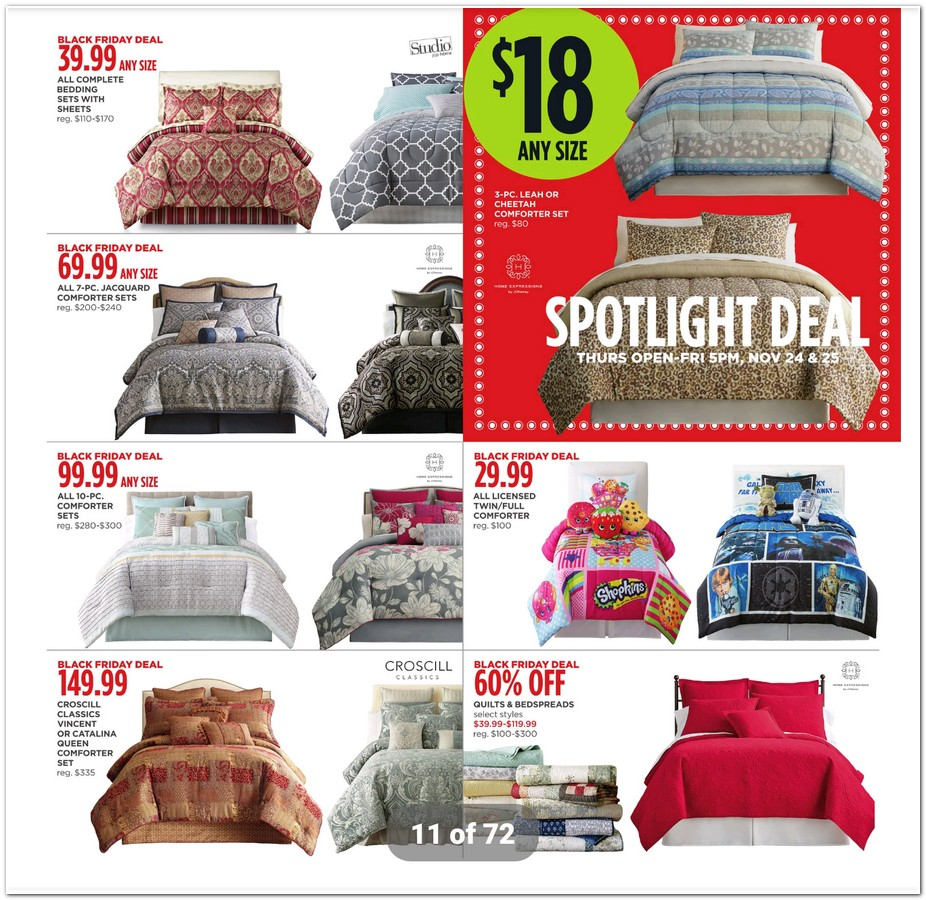 Fresh jcpenney black friday ad scan p