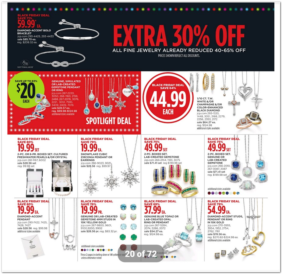 d5a14f75c9ec2 Black Friday 2016  JCPenney Ad Scan - BuyVia