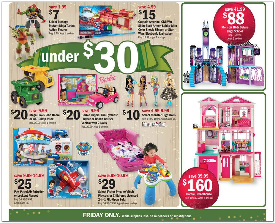 Black friday deals on barbie jeep