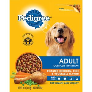 picture of PEDIGREE Complete Nutrition Adult Dry Dog Food 30lb