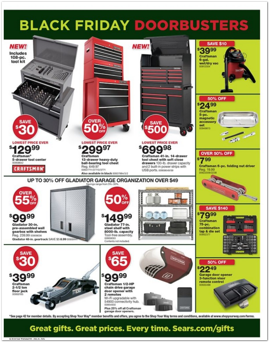 black friday 2016 sears black friday ad scan buyvia. Black Bedroom Furniture Sets. Home Design Ideas