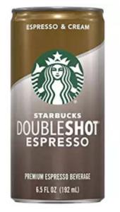 picture of Starbucks Doubleshot Espresso 12 pk Sale
