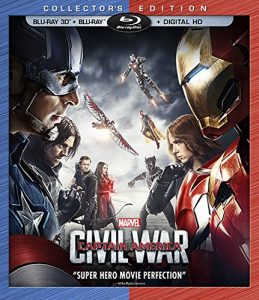 Captain America: Civil War (Blu-ray) Sale