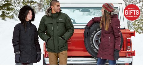 picture of Cyber Monday Eddie Bauer 50% off