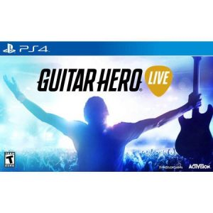 picture of Guitar Hero Live Bundle (PS4) Sale