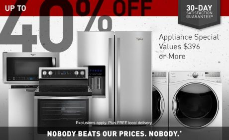 picture of Lowe's Black Friday Savings Sale