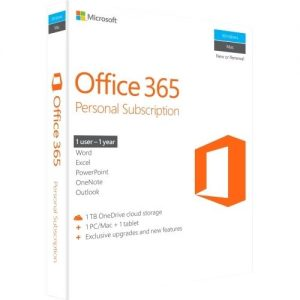 Office 365 Personal Subscription Sale