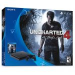 Playstation 4 Slim – PS4 Uncharted 4 Bundle Sale
