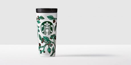 picture of Starbucks Month of Free Coffee w/ Tumbler Purchase