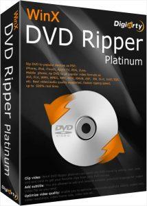 Free WinX DVD Copy Pro Software