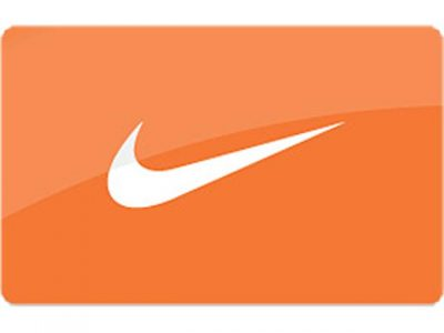 picture of $60 Nike Gift Card for $50 - By Mail